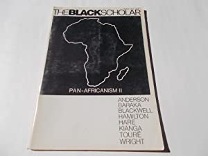 The Black Scholar (Volume 2 Number 7, March 1971): Journal of Black Studies and Research: Nathan ...