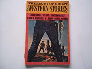 Treasury of Great Western Stories No. 6: Moore, Sharon