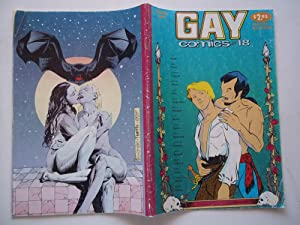 Gay Comics #18 (Spring 1993) (Comic Book)