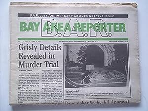 Bay Area Reporter B.A.R. (Vol. XXI No.: Ross, Bob (Publisher)