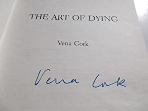 The Art of Dying (Signed by Author): Cork, Vena