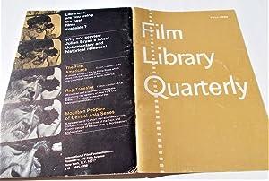 Film Library Quarterly Fall 1969 (Vol. 2: Film Library Information