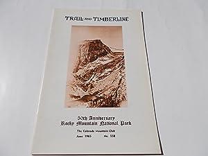 Trail and Timberline (No. 558, June 1965): Novak, Brian (Editor)