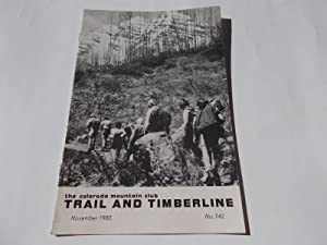 Trail and Timberline (No. 742, November 1980): Kelley, Donna L.
