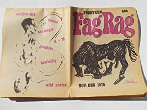Fag Rag (No. 14 Fourteen November-December 1975): Fag Rag Collective