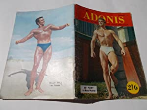 Adonis (Volume 2 Number 6): The Art: Joe] Weider Publications