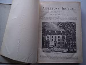 Appletons' Journal Bound Volume (21 Issues From 1873 - 1874): D. Appleton & Company