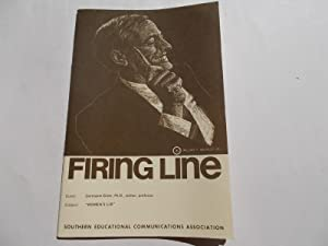 Firing Line Program Transcript (No. 87 1973) William F. Buckley, Jr. (Host) Germaine Greer (Guest) ...