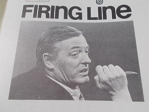 Firing Line Program Transcript (No. 106 1973) William F. Buckley, Jr. (Host) Hugh Scanlon (Guest) &...