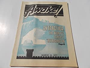 Awake! (March 22, 1977) Single Issue Magazine