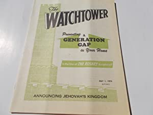 The Watchtower (May 1, 1974): Announcing Jehovah's: Watch Tower Bible