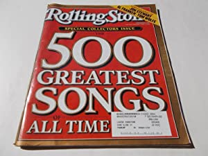 Rolling Stone (Issue 963, December 9, 2004) Magazine (Special Collectors Issue: The 500 Greatest ...