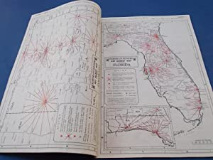 Map Section of Editor & Publisher Market Guide 1949 Edition - Section 2: The Editor & Publisher...