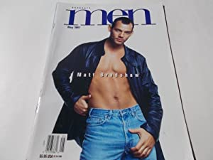 Advocate Men (May 1997) Magazine Gay Male: Advocate Men and