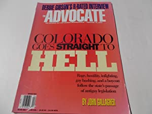 The Advocate (Issue No. 623, February 23,: Merton, Niles A.