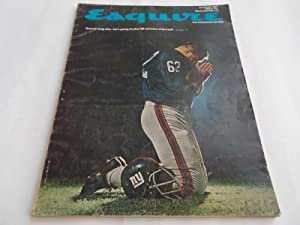 Esquire: The Magazine for Men (October 1965): Arnold Gingrich (Publisher) and Esquire, Inc.