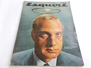 Esquire: The Magazine for Men (February 1968): Arnold Gingrich (Publisher) and Esquire, Inc.