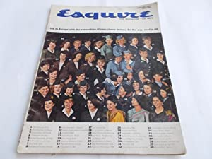 Esquire: The Magazine for Men (February 1964): Arnold Gingrich (Publisher) and Esquire, Inc.