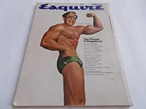 Esquire: The Magazine for Men (December 1970): Arnold Gingrich (Publisher) and Esquire, Inc.