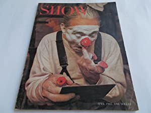 "Show Magazine (Vol. V No. 3, April 1965) [Formerly ""The Magazine of the Performing Arts""]..."