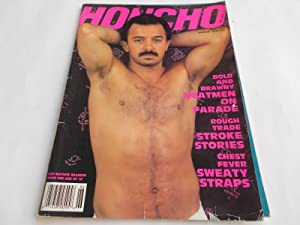 Honcho (June 1989) [Formerly subtitled The Magazine: D. Coniglio (Publisher),