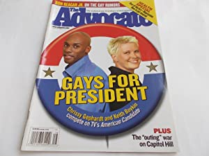 The Advocate (Issue No. 921, August 31,: Landry, Joe (Publisher),