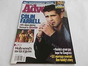 The Advocate (Issue No. 922, September 14,: Landry, Joe (Publisher),