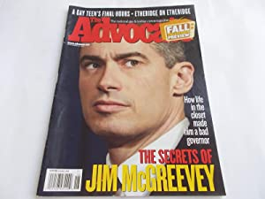 The Advocate (Issue No. 923, September 28,: Landry, Joe (Publisher),