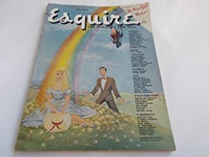 Esquire: The Magazine for Men (May 1948): David A. Smart (Editor and Publisher), Alfred Smart (...