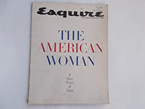 Esquire: The Magazine for Men (July 1962): Gingrich, Arnold (Publisher)