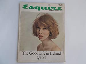 Esquire: The Magazine for Men (April 1963): Gingrich, Arnold (Publisher)