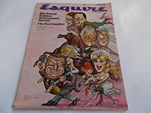 Esquire: The Magazine for Men (January 1967): Gingrich, Arnold (Publisher)