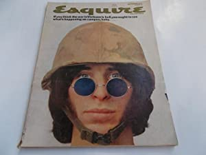 Esquire: The Magazine for Men (September 1967): Gingrich, Arnold (Publisher)