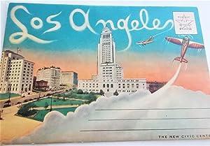 Los Angeles Tourist Souvenir Color Photo Cards: Longshaw Card Co.