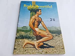 Body Beautiful (Volume 3 Number 4): Studies: Joe] Weider Publications