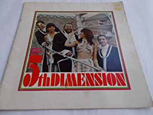 The 5th Dimension (1969) (Original Concert Program With Ticket Stub Laid In): Marc Gordon ...
