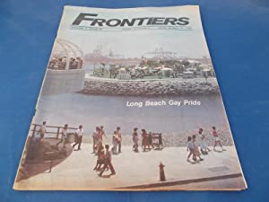 Frontiers (Vol. Volume 4 Number No. 30, April 30-May 14, 1986) Gay Newsmagazine News Magazine