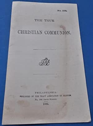 The True Christian Communion (No. 154)