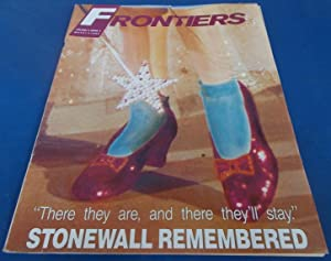 Frontiers (Vol. Volume 8 Number No. 3, May 31, 1989) Gay Newsmagazine News Magazine (Cover Story:...