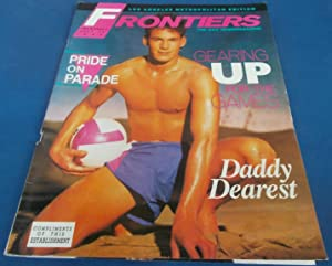 Frontiers (Vol. Volume 9 Number No. 6, July 20, 1990): The Gay Newsmagazine (News Magazine) (Cove...