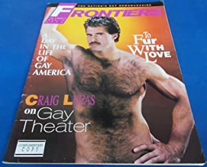 Frontiers (Vol. Volume 9 Number No. 14, November 9, 1990): The Nation's Gay Newsmagazine (News Ma...