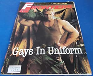 Frontiers (Vol. Volume 9 Number No. 20, February 1, 1991): The Nation's Gay Newsmagazine (News Ma...