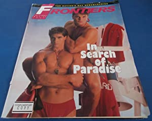 Frontiers (Vol. Volume 10 Number No. 2, May 24, 1991): The Nation's Gay Newsmagazine (News Magazi...