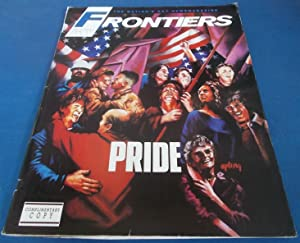 Frontiers (Vol. Volume 10 Number No. 4, June 21, 1991): The Nation's Gay Newsmagazine (News Magaz...