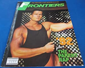 Frontiers (Vol. Volume 10 Number No. 12, October 11, 1991): The Nation's Gay Newsmagazine (News M...
