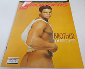 Frontiers (Vol. Volume 10 Number No. 14, November 8, 1991): The Nation's Gay Newsmagazine (News M...