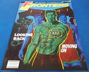 Frontiers (Vol. Volume 10 Number No. 18, January 3, 1992): The Nation's Gay Newsmagazine (News Ma...