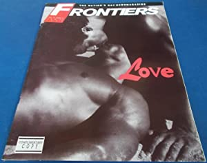 Frontiers (Vol. Volume 10 Number No. 21, February 14, 1992): The Nation's Gay Newsmagazine (News ...