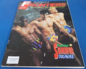 Frontiers (Vol. Volume 11 Number No. 2, May 22, 1992): The Nation's Gay Newsmagazine (News Magazi...