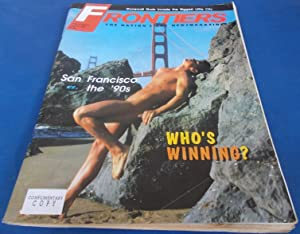 Frontiers (Vol. Volume 11 Number No. 5, July 3, 1992): The Nation's Gay Newsmagazine (News Magazi...